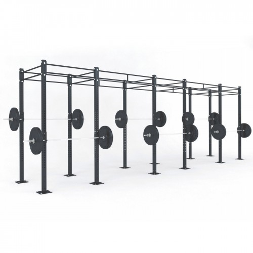 Estructura funcional A5 - 690x120x275cm