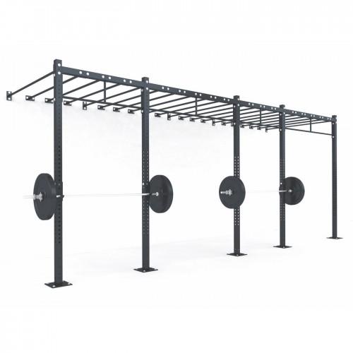 Estructura funcional D9 - 577x172x275cm