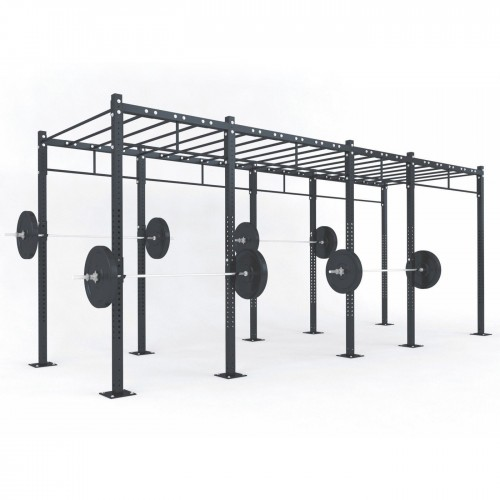 Estructura funcional D4 - 577x180x275cm