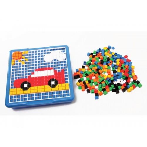 Mosaico cuadrados
