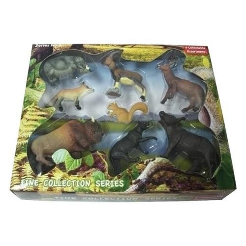 Set animales