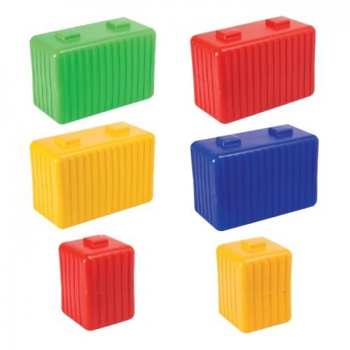 Set Of Construction Blocks