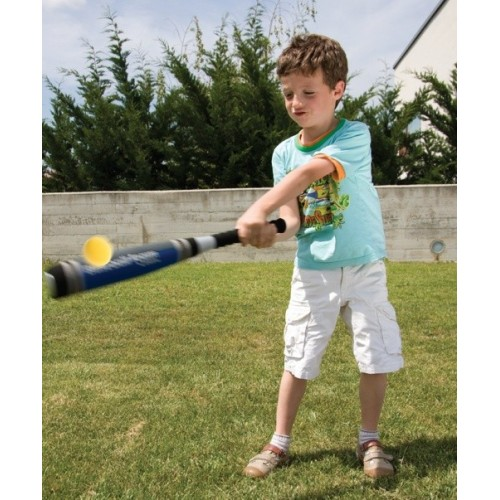 Foam Baseball Bat and Ball - 61 cm and 7,5 cm