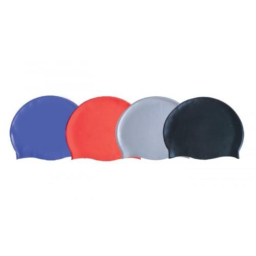 Latex bathing cap