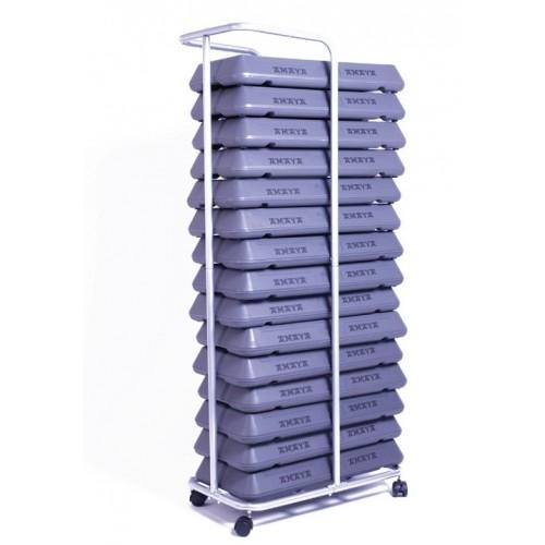 Small steps rack