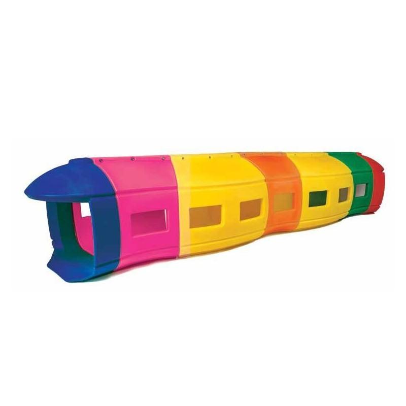 Nuevo tunel tren