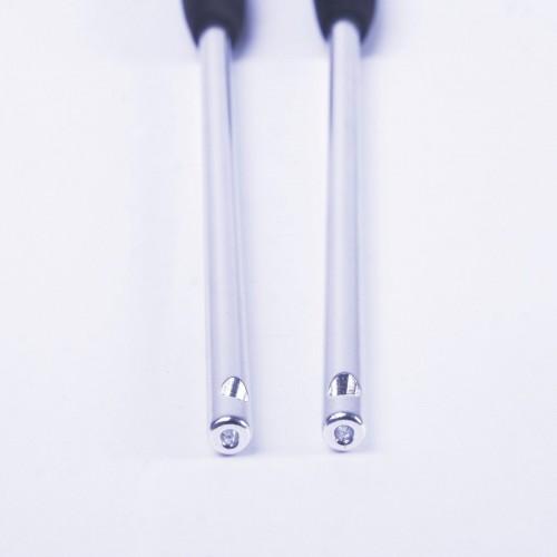 Aluminium diabolo sticks