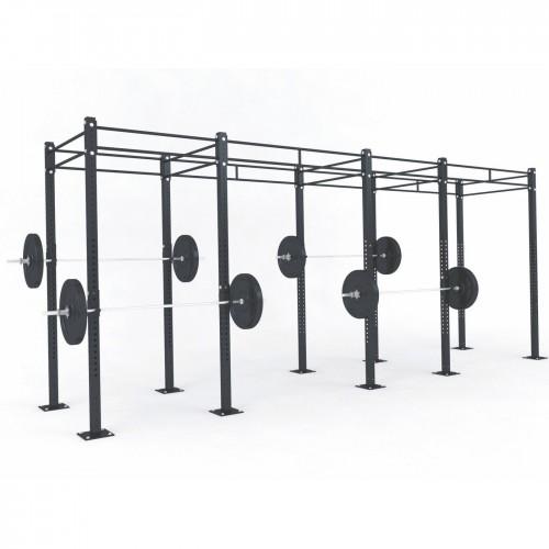 Estructura funcional A4 - 577x120x275cm