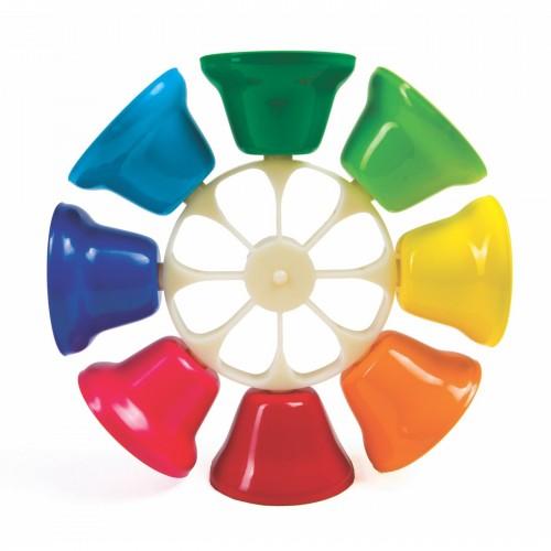 Musical spin bells