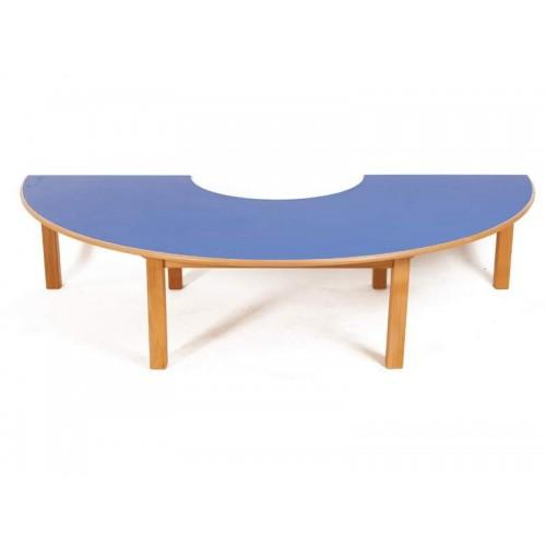Table of Wood - Horseshoe