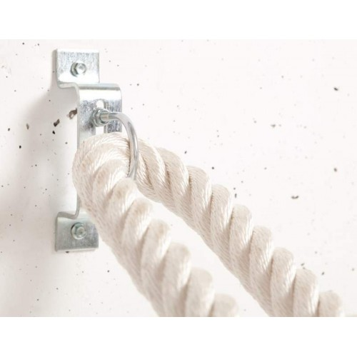 Wall Anchor for Functional Rope