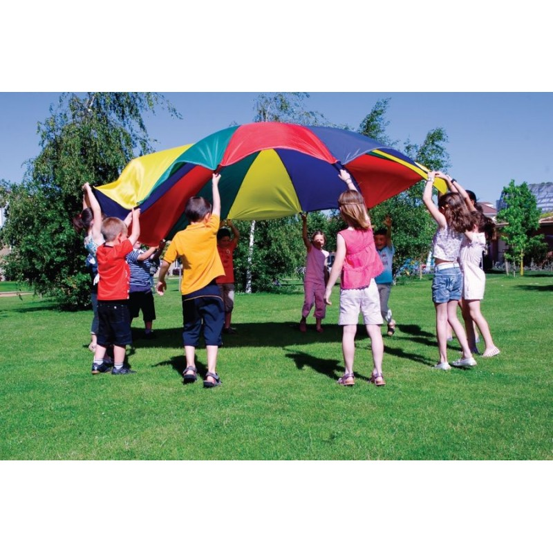 Parachute Nylon 7 m. 20 Handles.