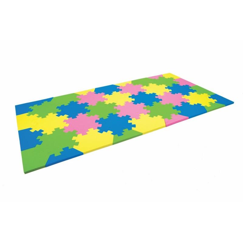 Puzzle EVA carpet Snow