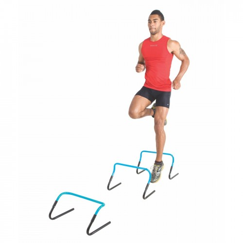 Double height hurdles