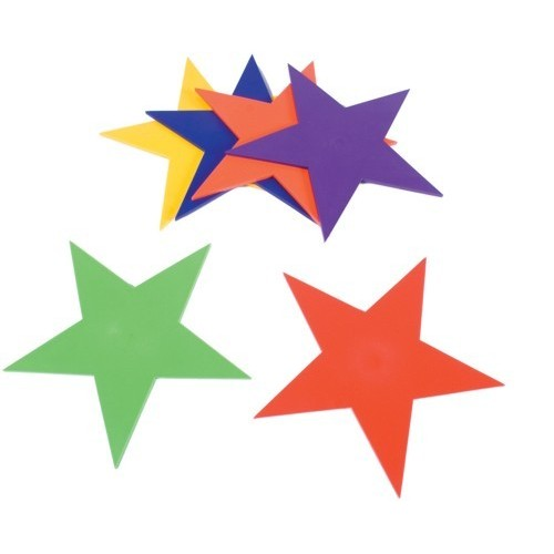 Estrellas De Caucho.