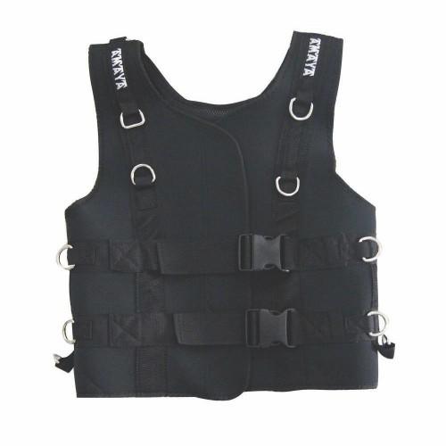 Functional buckle vest