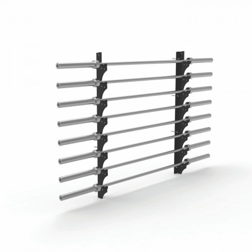 Olympic Bar Wall Mounted Storage Rack