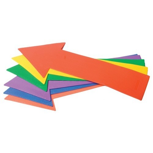 Arrow Shape Marker.