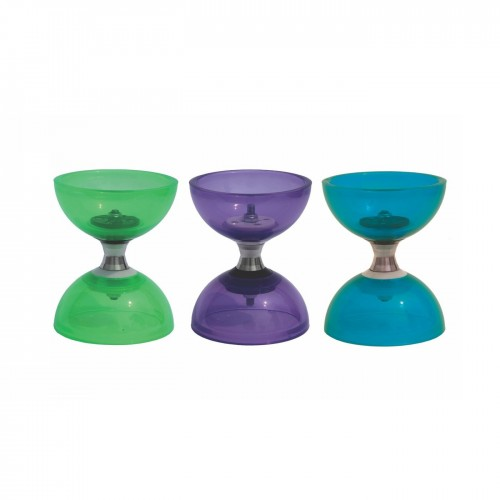 Diabolo with bearing 80 mm.