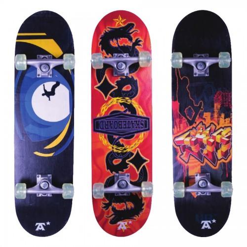 Character Skateboarding