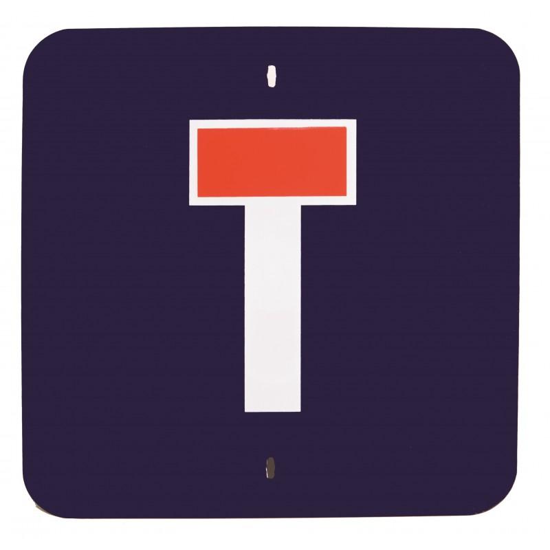 Traffic panel - No through road