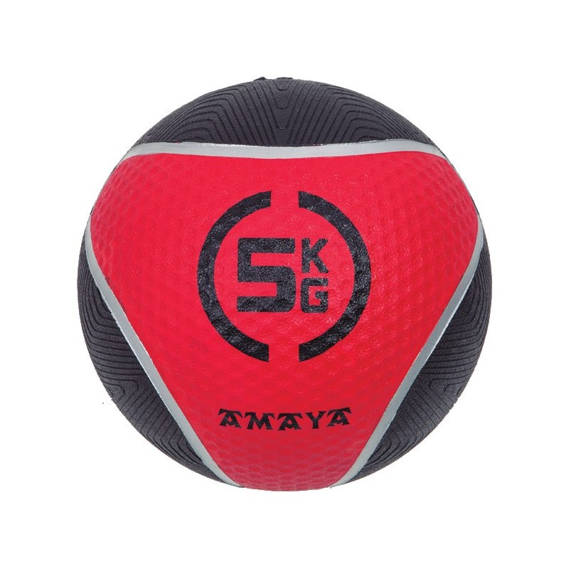 """""""High Grip"""" rubber medicine ball"""