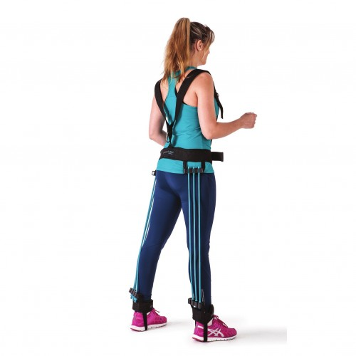 Adjustable jumping kit