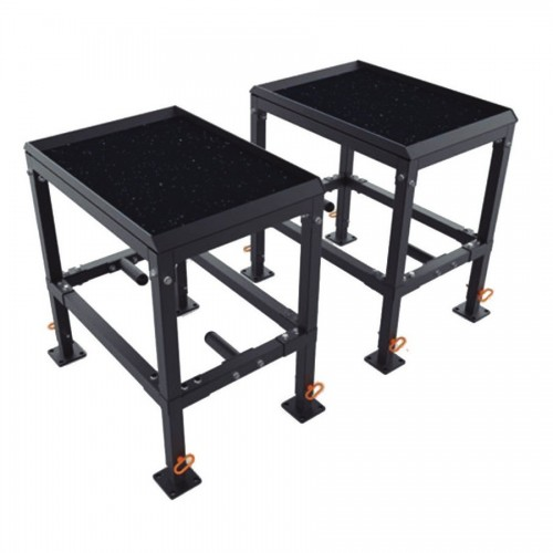 Adjustable jerk boxes