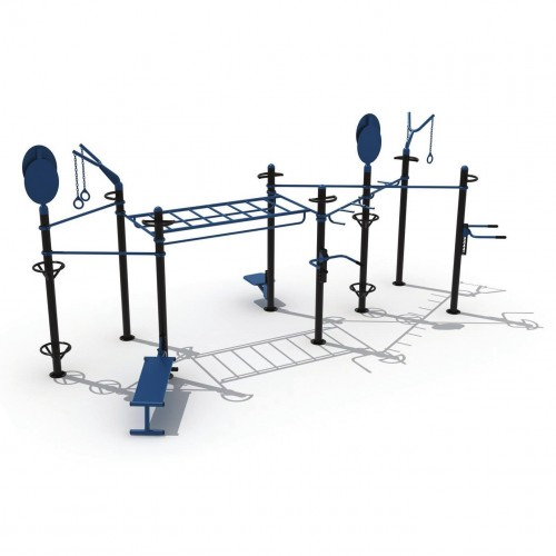 Outdoor funcional training set 3