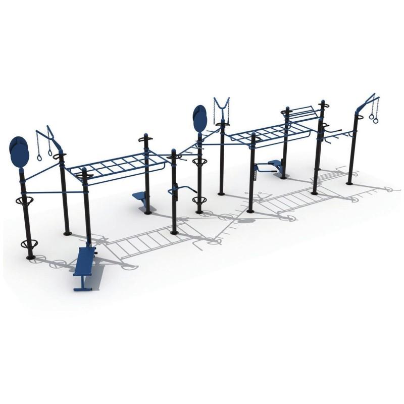 Outdoor funcional training set 4