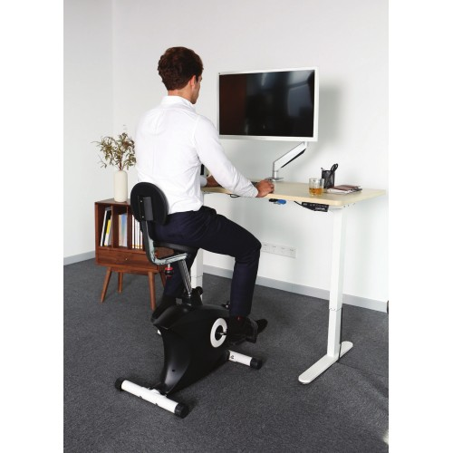 Deskside wellness bike