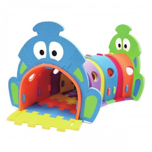 Tunel locomotora