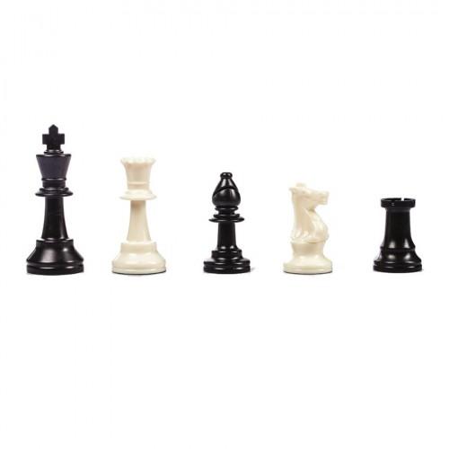 Piezas ajedrez standard
