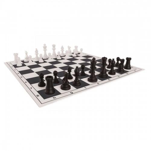 Folding chess board
