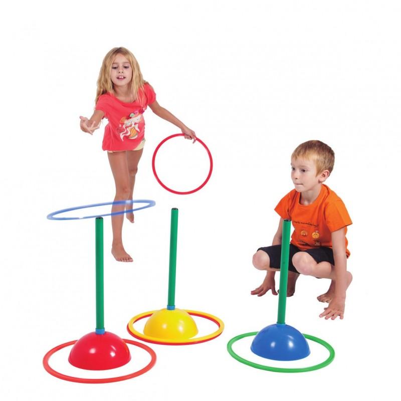 Juego Lanzamiento Aros