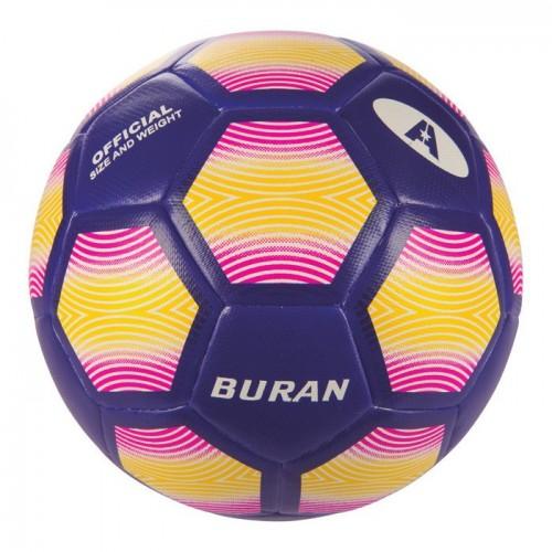 Balón fútbol modelo BURAN talla 5