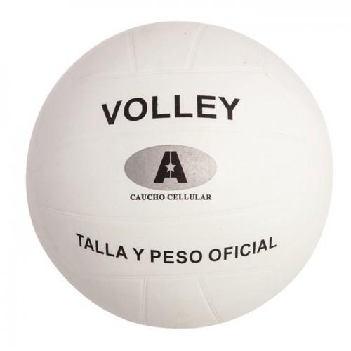 Volley Caucho Celular Blanco