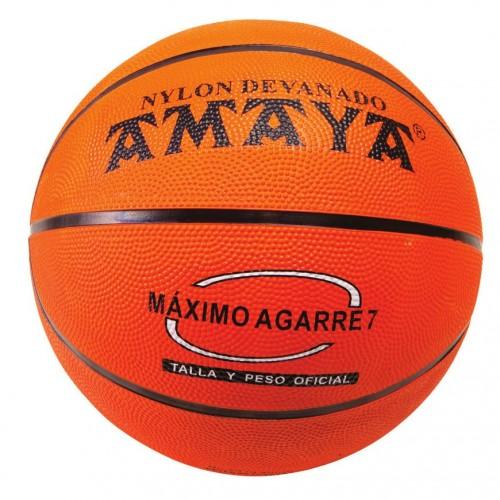 Balón basket caucho