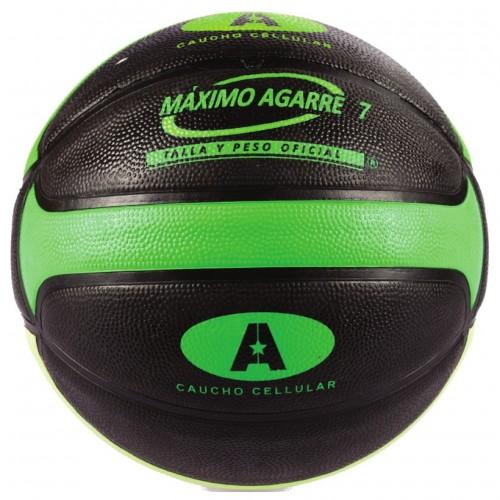 Basket bicolor verde n7
