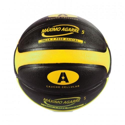 Basket bicolor amarillo n5