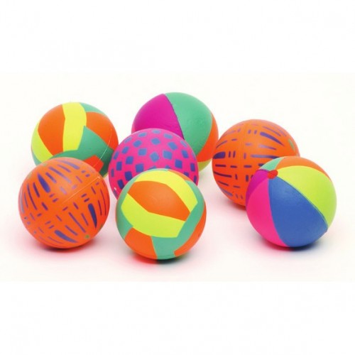 Fantasy rubber-foam ball ø 65 mm.