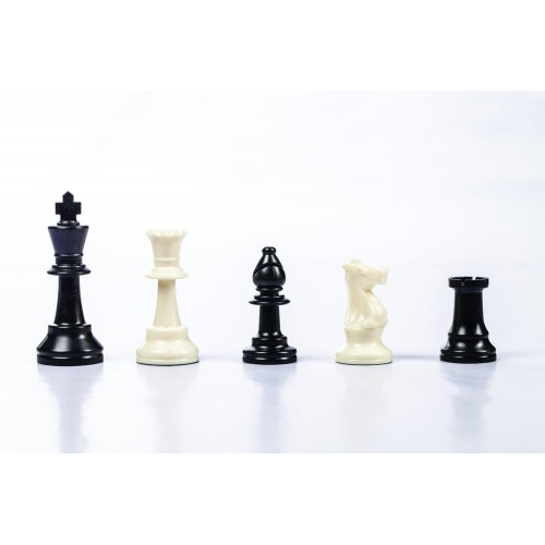 Piezas ajedrez lastradas