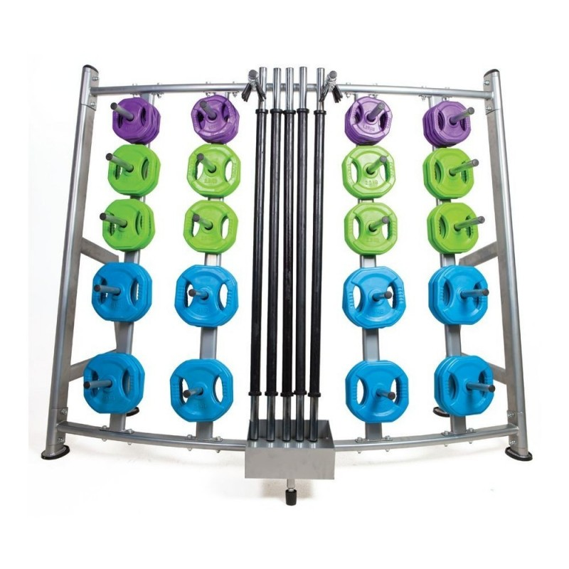 Pump set 20 sets and rack