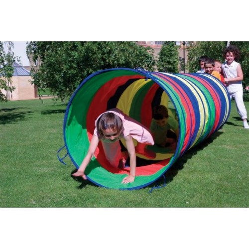 Pop up rounded tunnel