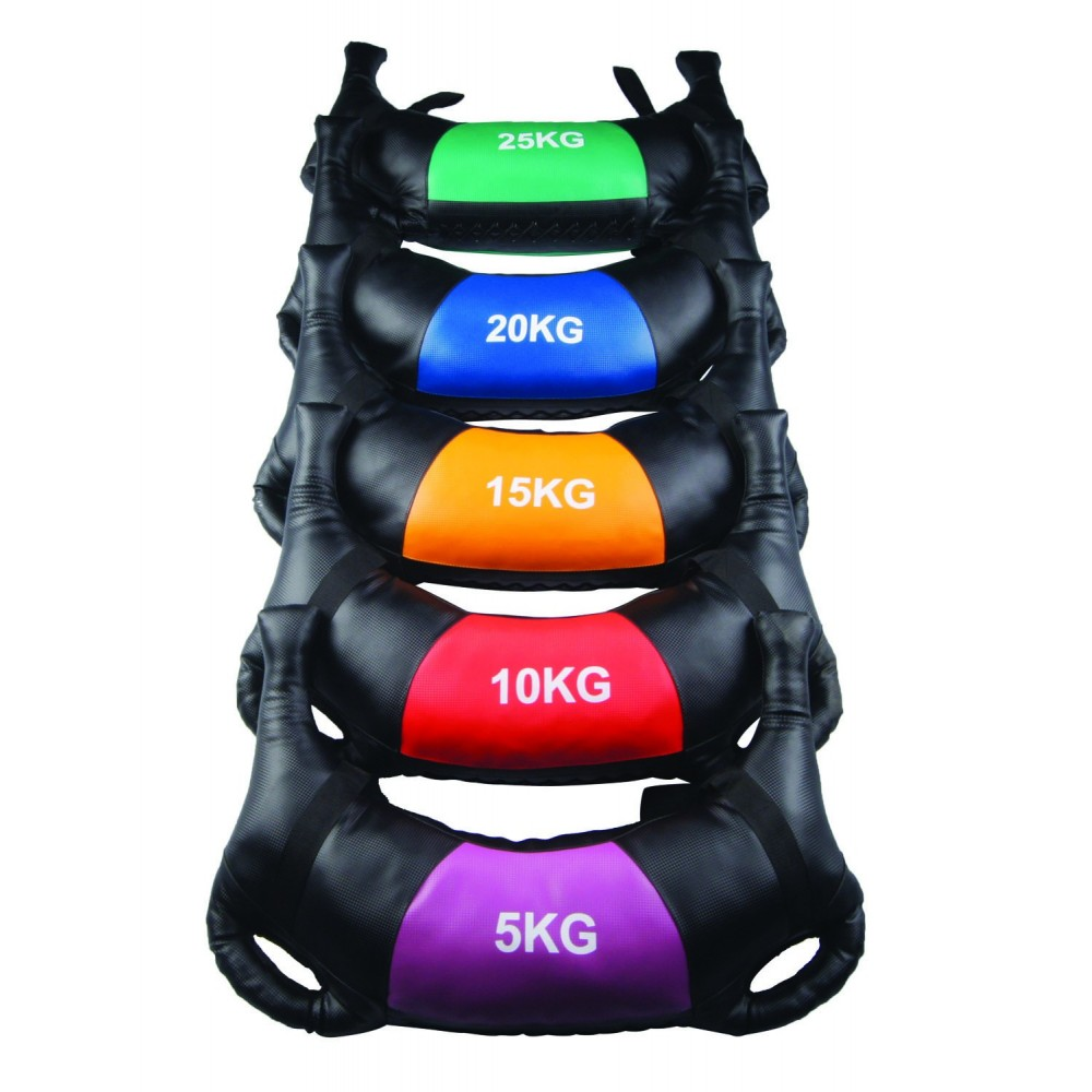 Functional Training: Functional Training Bulgarian Bags.