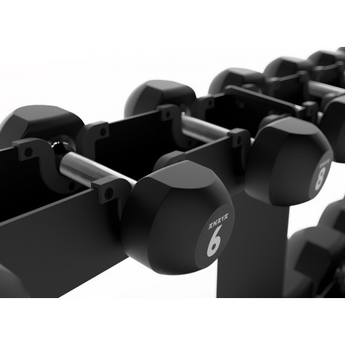 AMAYA RUBBER DUMBBELLS