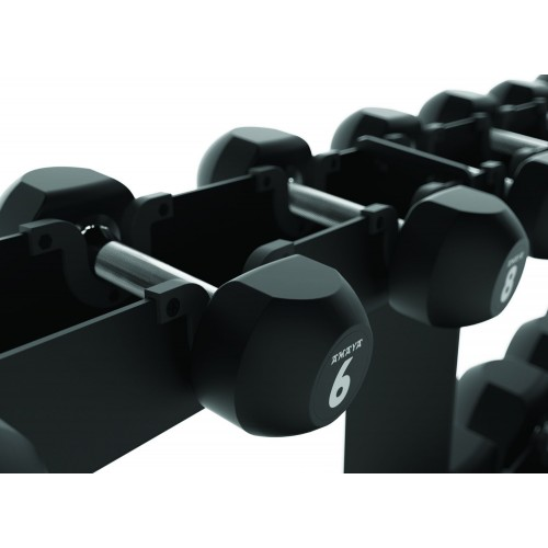 RUBBER DUMBBELLS SETS