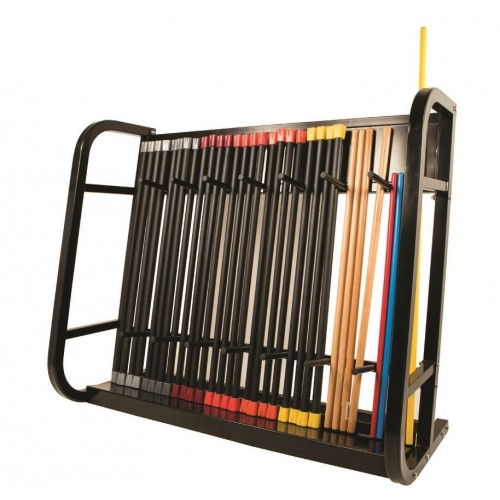 LARGE BODY BAR STORAGE RACK