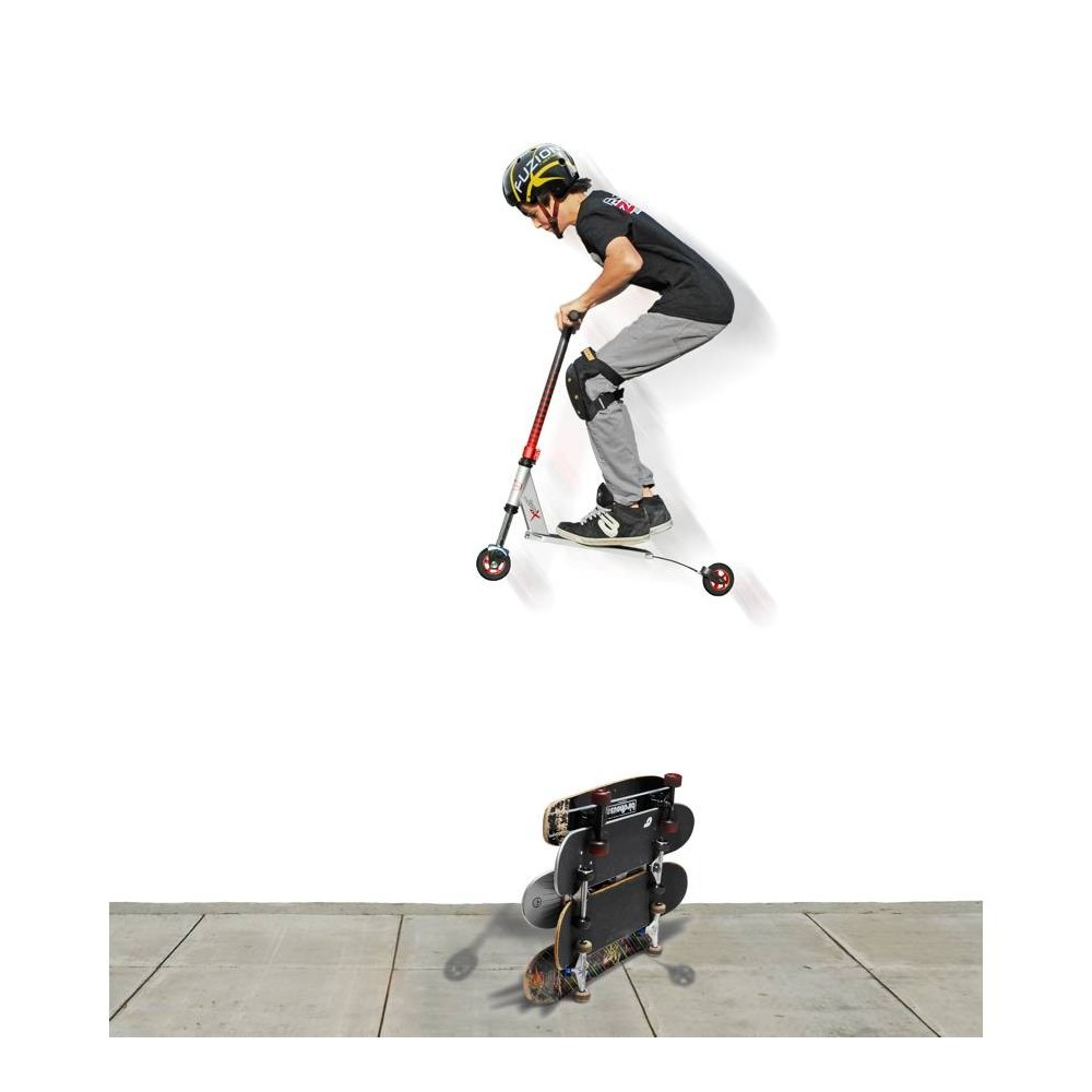 Jump X Scooter Amayasport