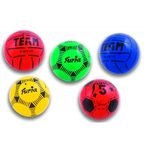 Balón de Fútbol Decorado